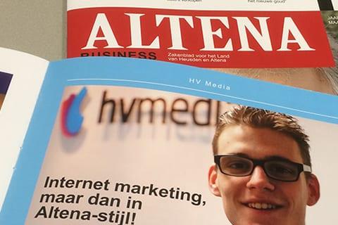 "Altena Business:""Internet marketing, maar dan in Altena-stijl"""