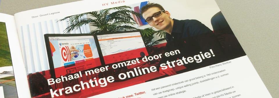 Altena Business over online strategie van HV Media