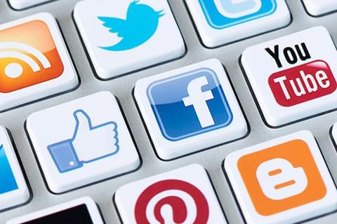 Social media: zo moet het niet!