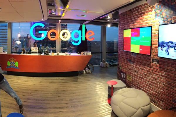 google partnership event